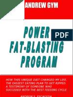 Power Fat Blasting Program