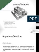 Argentum Solution Presentacion Del Plan de Negocios Ultimate (1)