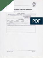 procedimientos de costo de transporte SAP R 6.0