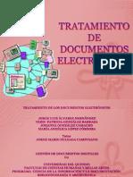 Tratamiento de Documentos Electronicos Dos