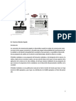 Proyecto Boletín Ciudadano