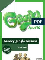 Groovy Jungle Lesson Plans