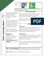 2013 - T1 - Wk 5 Sheet