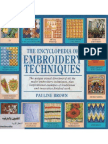 28394241 the Encyclopedia of Embroidery Techniques Pauline Brown