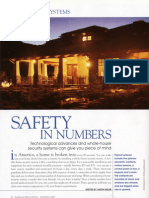 American Dream Home - Safety In Numbers