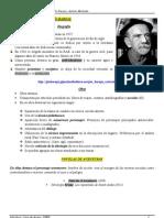 Tema 2 La Generacion de Fin de Siglo. Pio Baroja y Antonio Machado