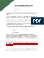 LEY ORGANICA DE LA CONTRALORIA GENERAL DEL ESTADO CON SEÑAS.doc