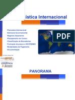 Aula 06 Logistica Global Prof. Mario Silvestri Filho