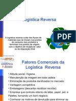Aula 08 Logistica Reversa Prof. Mario Silvestri Filho