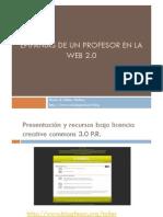 Epifanías de Un Profesor en La Web 2.0