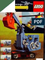 8888-1980 Lego ideeënboek