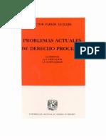 Problemas Actuales de Derecho Penal