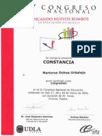 Constancia congreso Puebla