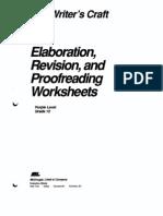 Grammar Proofreading Handbook