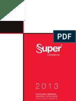 Catálogo SUPER 2013 baja
