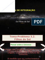 Os_Filhos_do_Sol - Uiverso e Sistema Solar