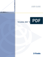 Guia de Usuario de Trimble m3