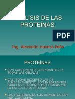 CLASE Analisis de Proteinas.ppt