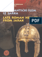 Late Roman Helmet From Jarak