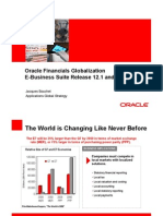Ebs Financials Globalization Oracle