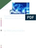 Presentacion Telecomunicaciones