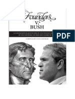 Founders v. Bush (Founding Fathers Quotes)
