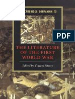 Literature-of-World-War-I