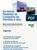 Road Show Petroleo