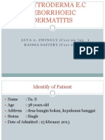Poster Mini Eryhtroderma Ec Dermatitis Seborrheic FIX