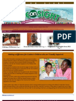 Eye on Sight Newsletter January 2013