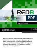 RED8 - Estrategias de Mercadeo - FIdelRomero