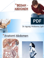 Dr. Agung Widianto, Sp.B. - Akut Abdomen