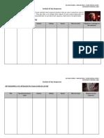 Vertigo 2013 Analysis of Key Sequences Grid