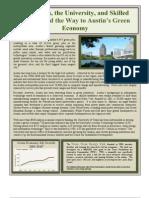 Austin's Green Economy