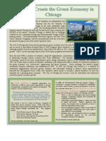 Chicago's Green Economy