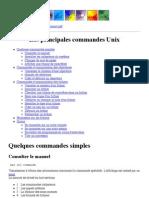 Unix_ Les Principales Commandes