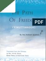 Arahant Upatissa - Vimuttimagga, The Path of Freedom.pdf