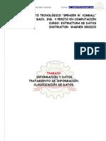 Estructura de Datos!