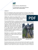 Rehabilitation of a Steel Penstock - WaterPower Paper