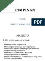 KEPIMPINAN (NPQEL 13612