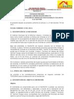Modalidad de Contratacion Directa Daniel Esteban