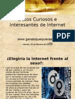 Datos Curiosos e Interesantes de Internet
