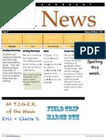 February 25 News