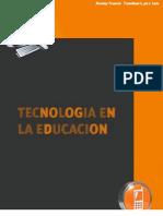Tecnologia en La Educacion