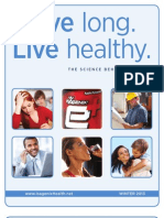 Isagenix~Live Long Live Healthy_winter 2013