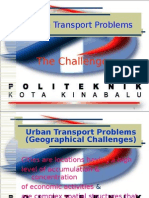 Transport Issue