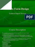 38822345 MS Access Form Design