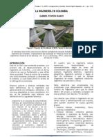 La Ingenieria en Colombia