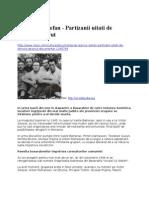 Arcasii Lui Stefan - Partizanii Uitati de Dincolo de Prut