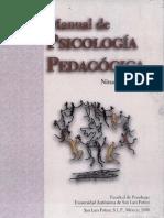 29238950 Manual de Psicologia Pedagogica Nina Talizina